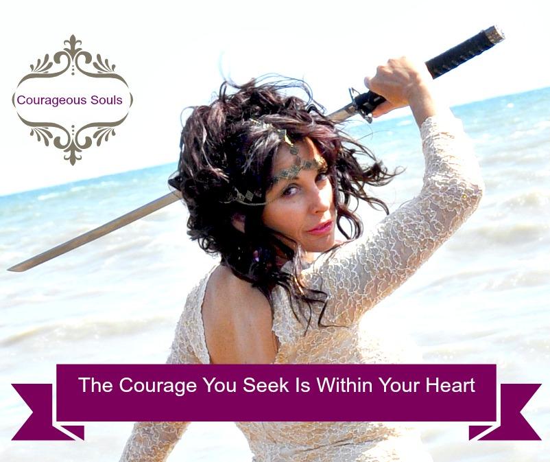 Courageous Souls Heart Love