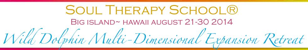 Sodul Therapy School® Hawaii Retreat