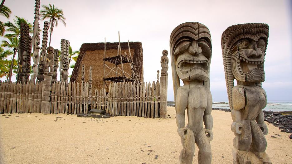 Hawaii Puuhonua-O-Honaunau-National-Historical-Park