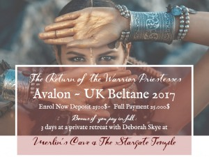 Return of the Warrior Priestesses - Avalon, UK @ Glastonbury | England | United Kingdom